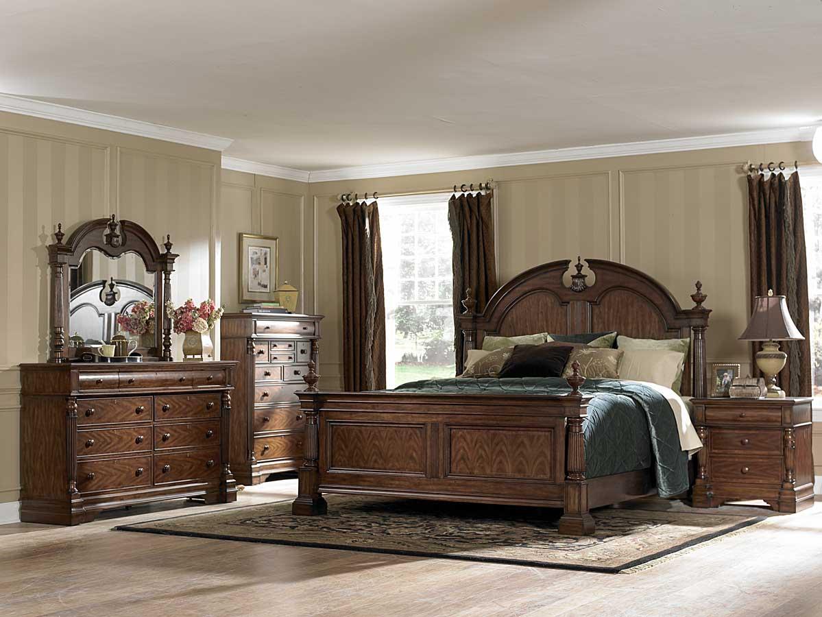 Homelegance English Manor Bedroom Set
