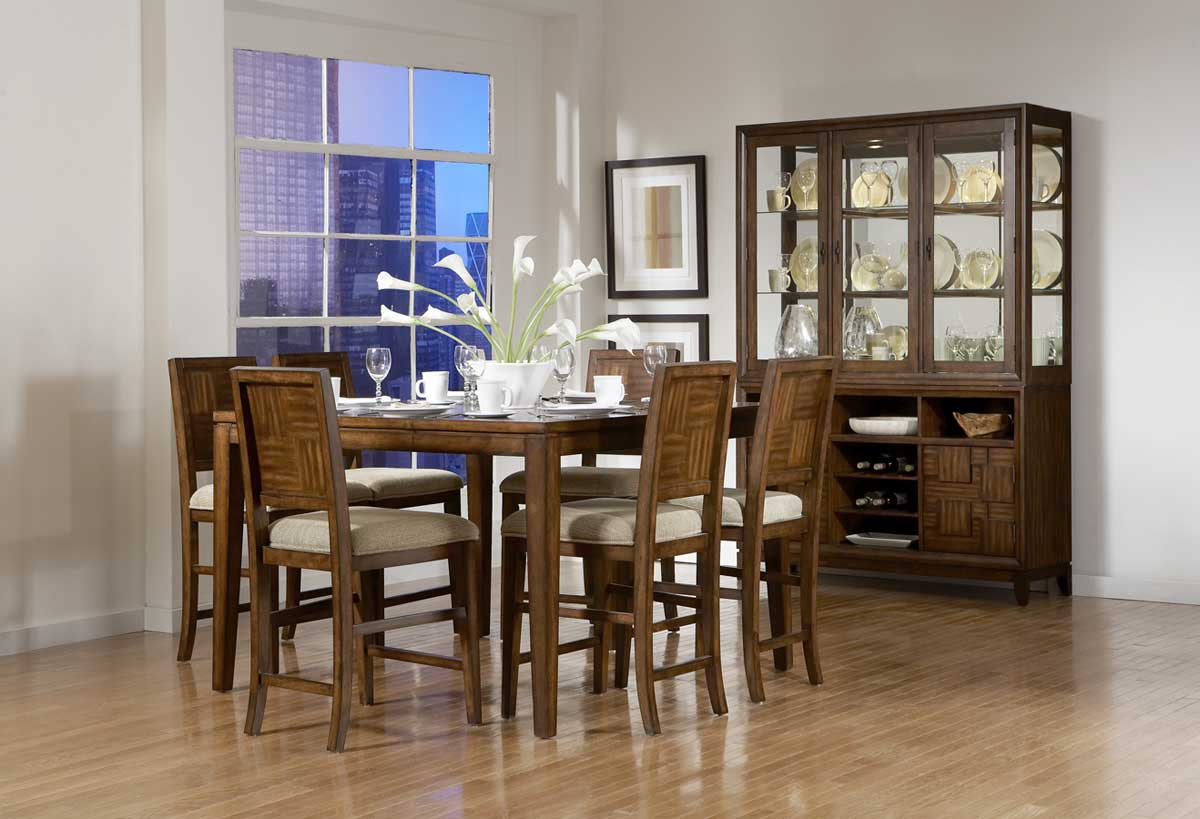 Homelegance Campton Counter Height Dining Set