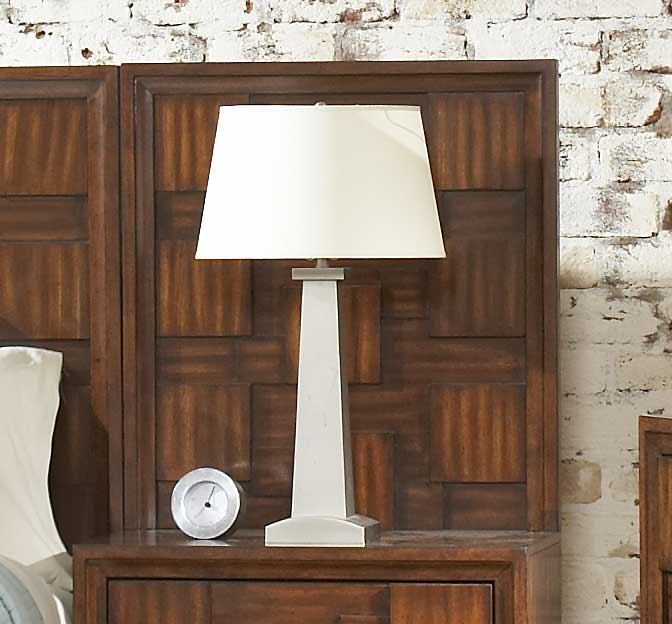 Homelegance Campton Night Stand Wall Panel