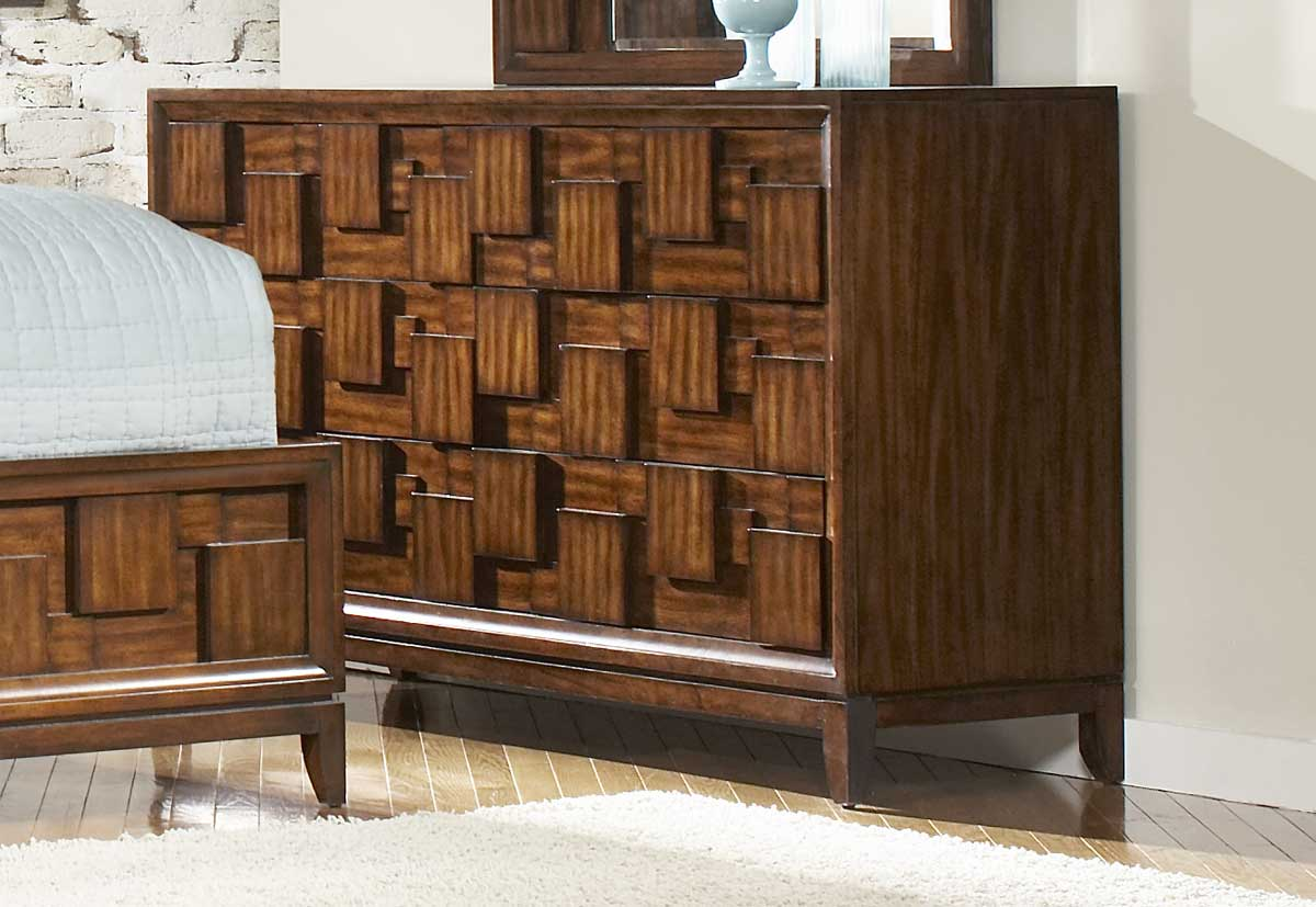 Homelegance 836C-5 Campton Dresser