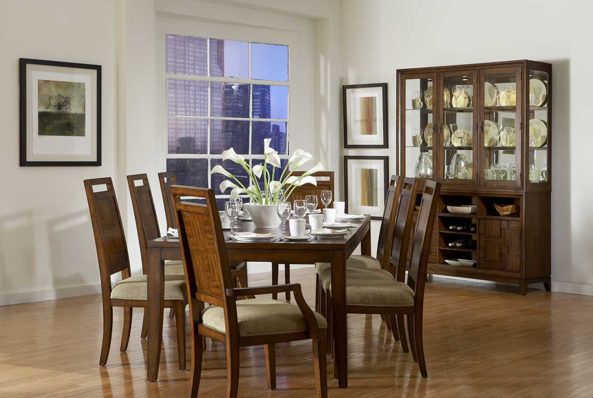 Homelegance Campton Dining Set