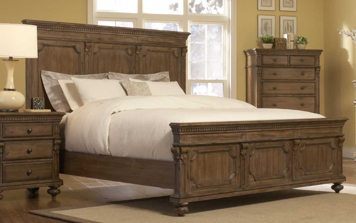 Eastover Bed - Homelegance