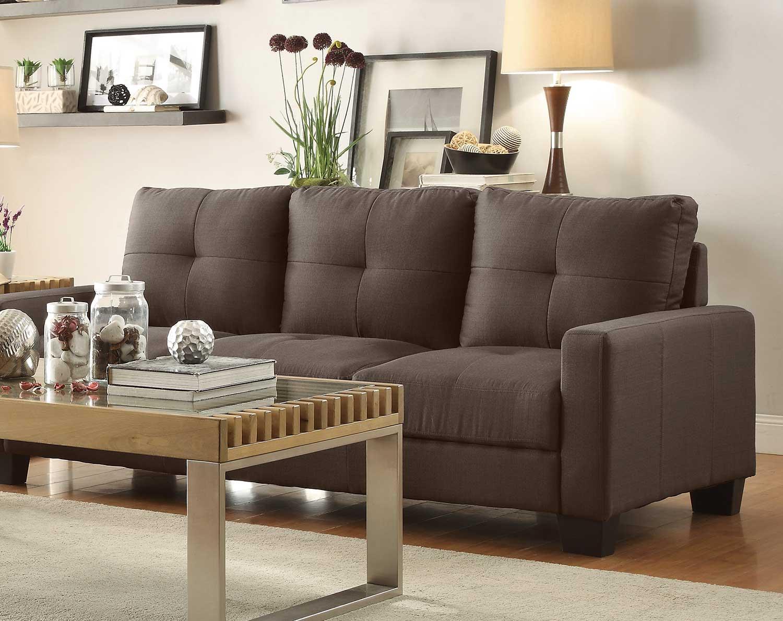 Homelegance Ramsey Sofa - Grey