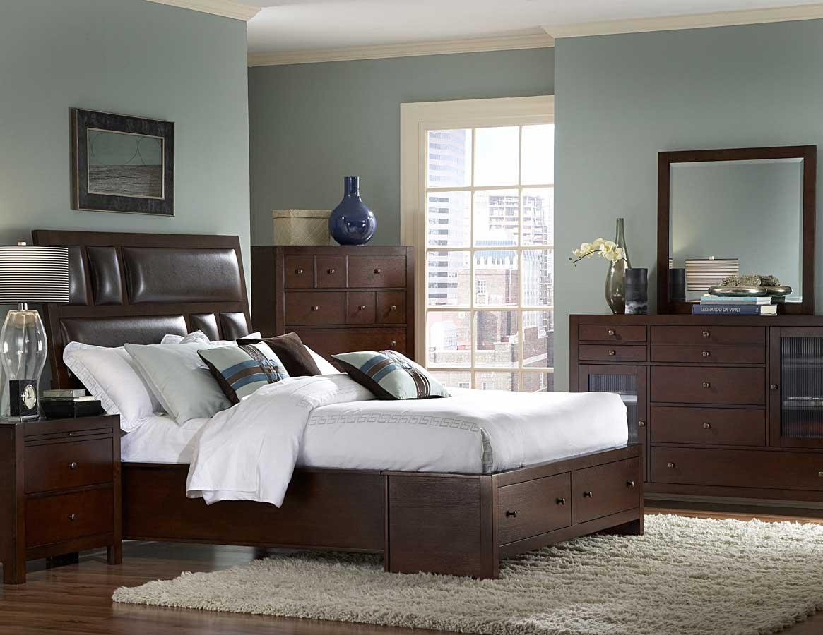 Homelegance Vernnada Bedroom Set