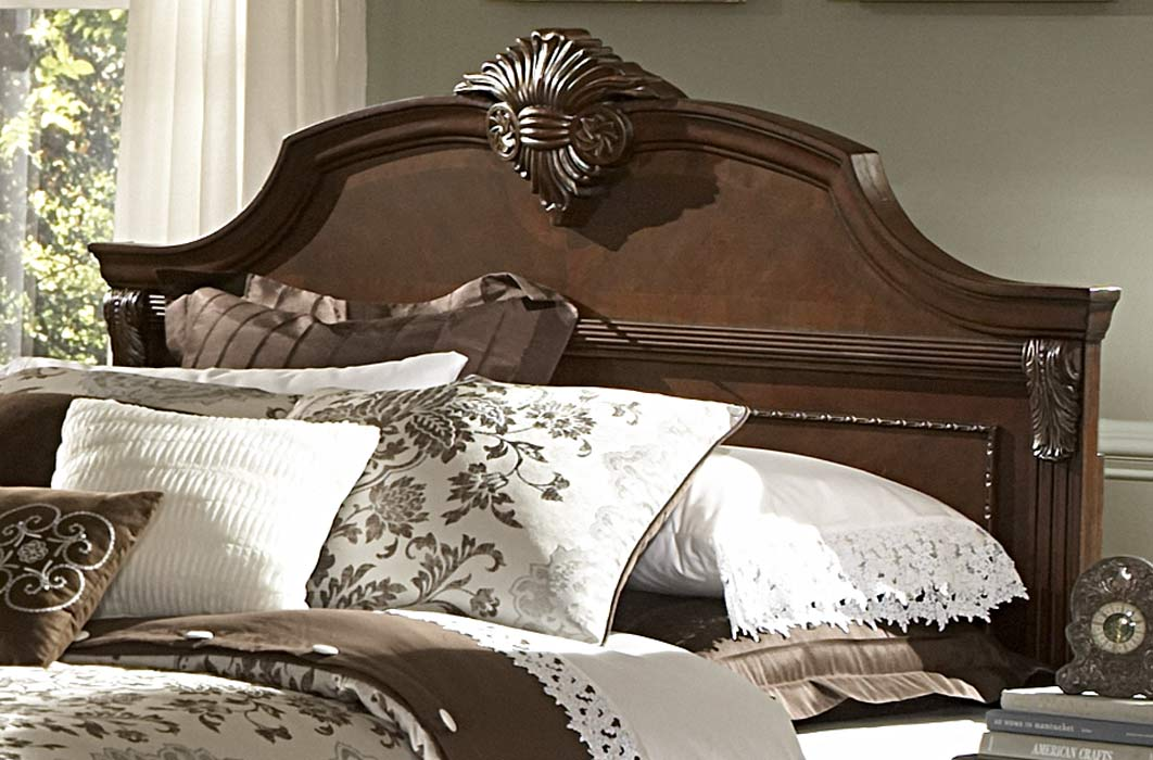 Homelegance Legacy Bed - Brown Cherry