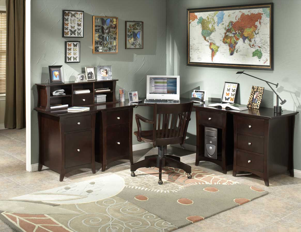 Homelegance Borgeois Home Office Collection