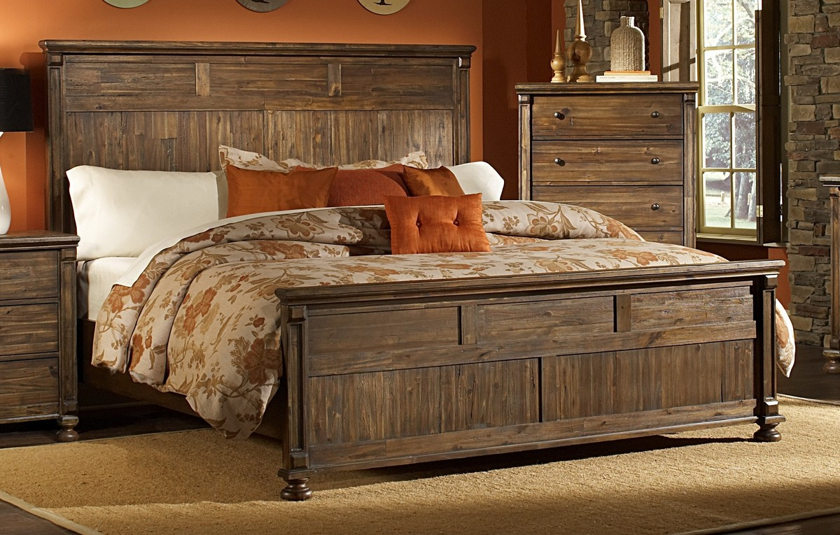 Homelegance Ardenwood Bed