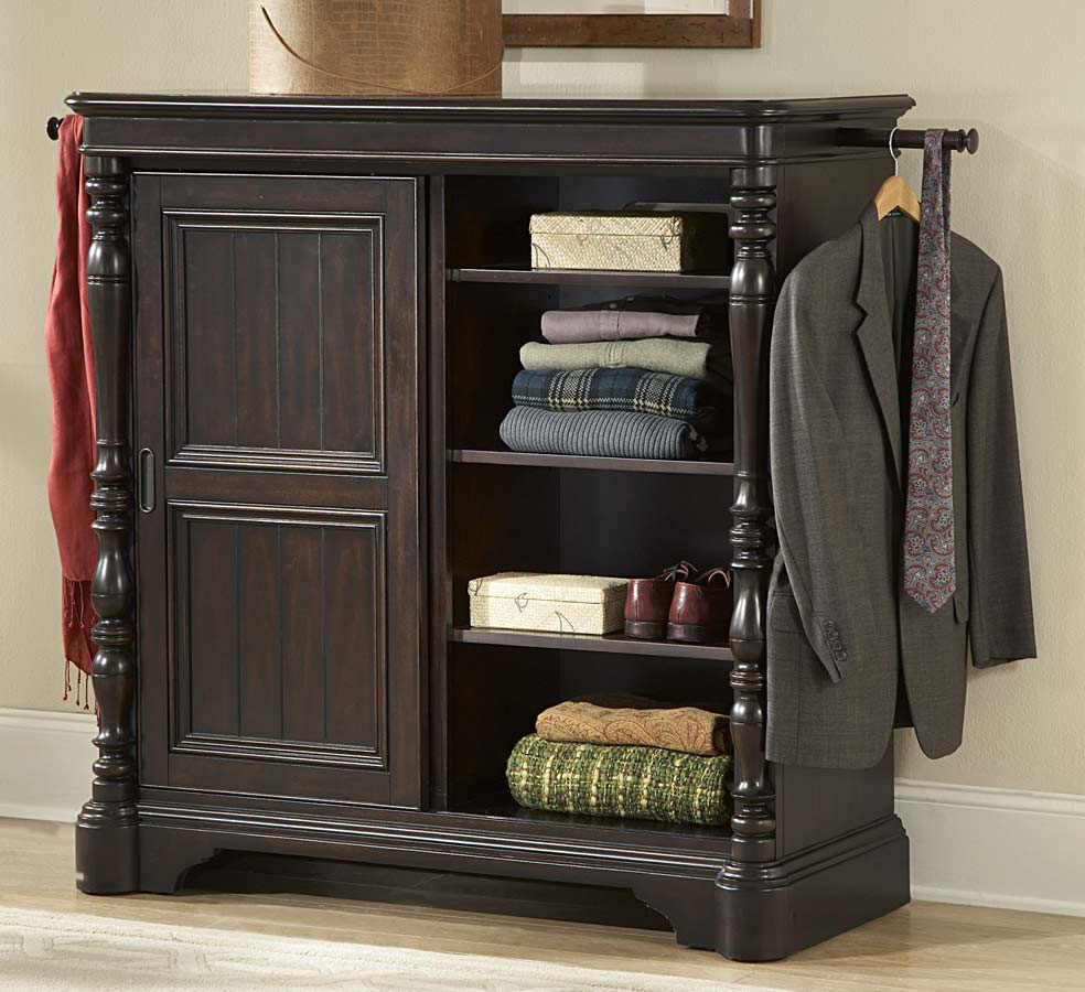Homelegance Jackson Park Sliding Door Chest