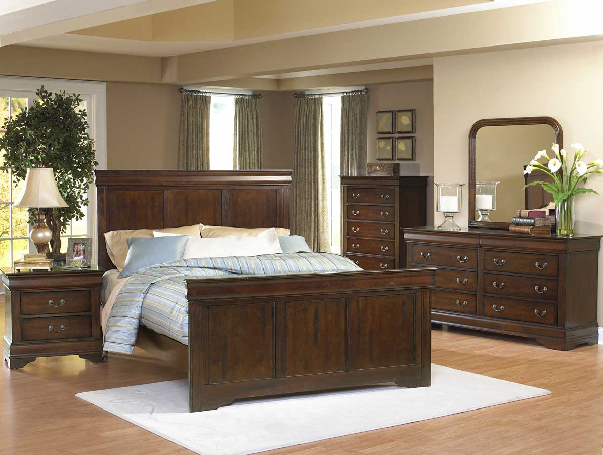 Homelegance Dijon II Panel Bed Collection