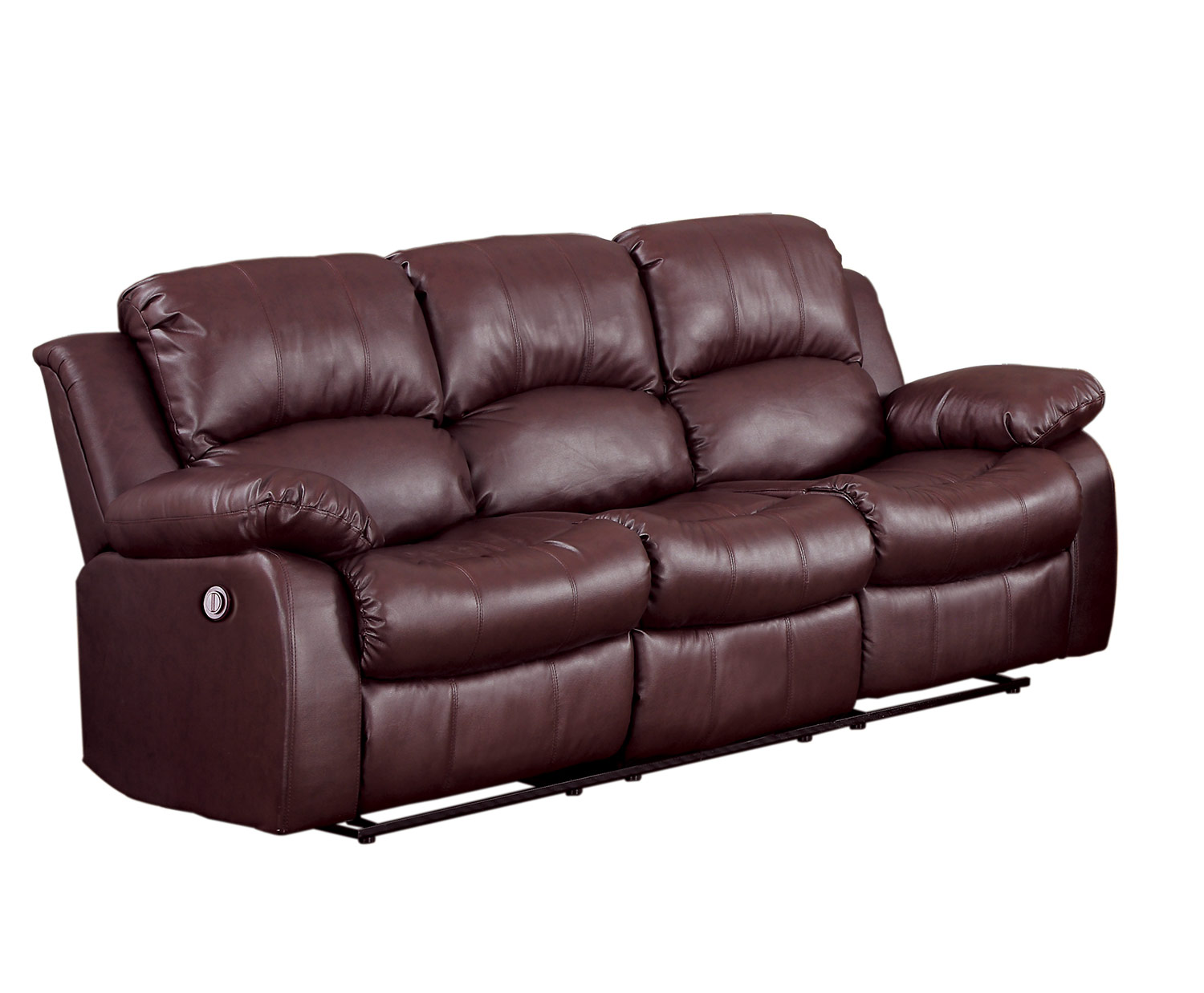 Bonded Leather Sofa Reviews Images Black