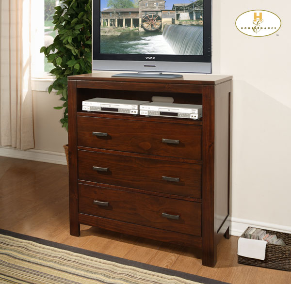Homelegance Topline TV Chest