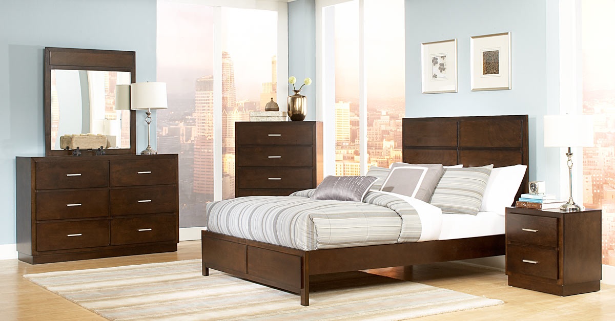 Homelegance Vernada Bedroom Set