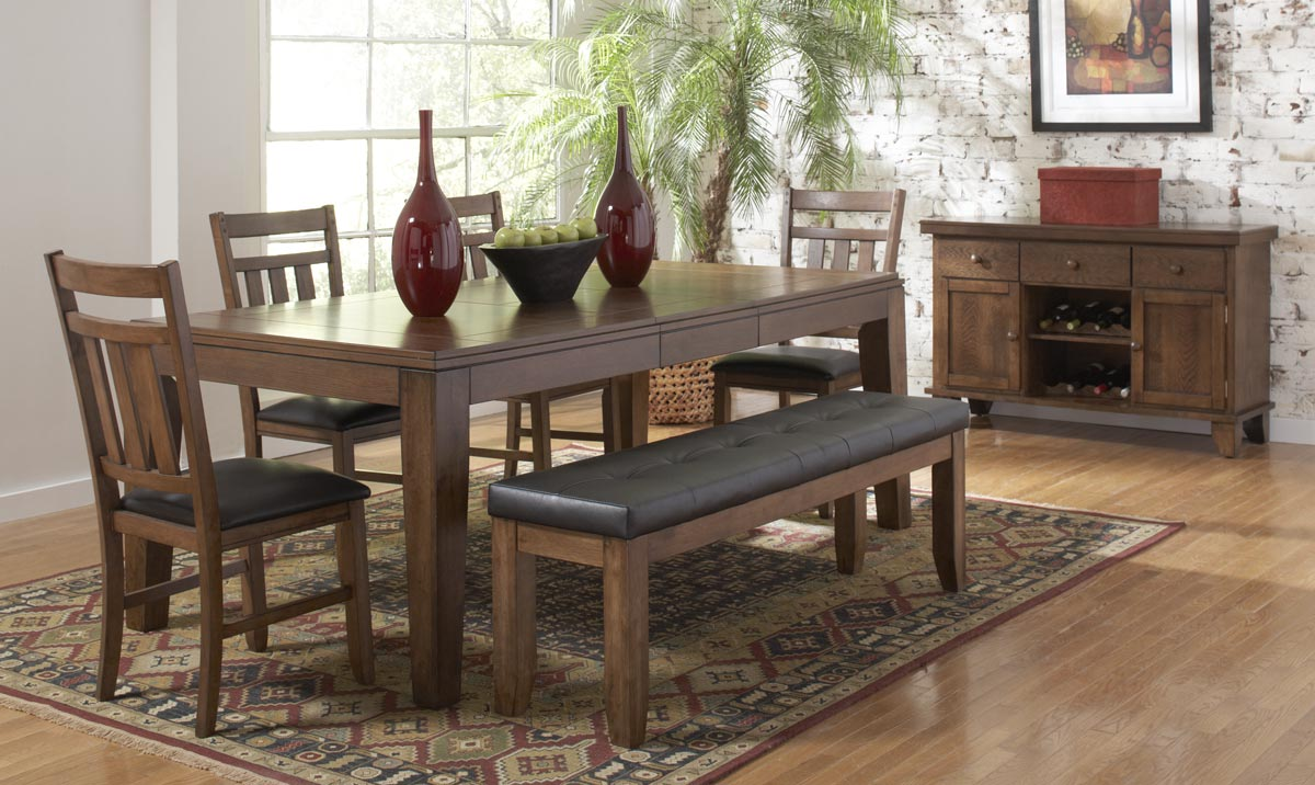 Homelegance Kirtland Dining Set