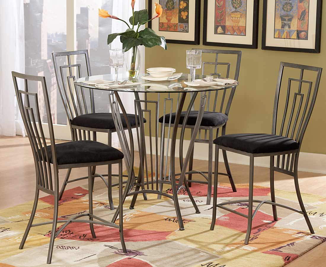 Flight Counter Height Dining Set - Homelegance