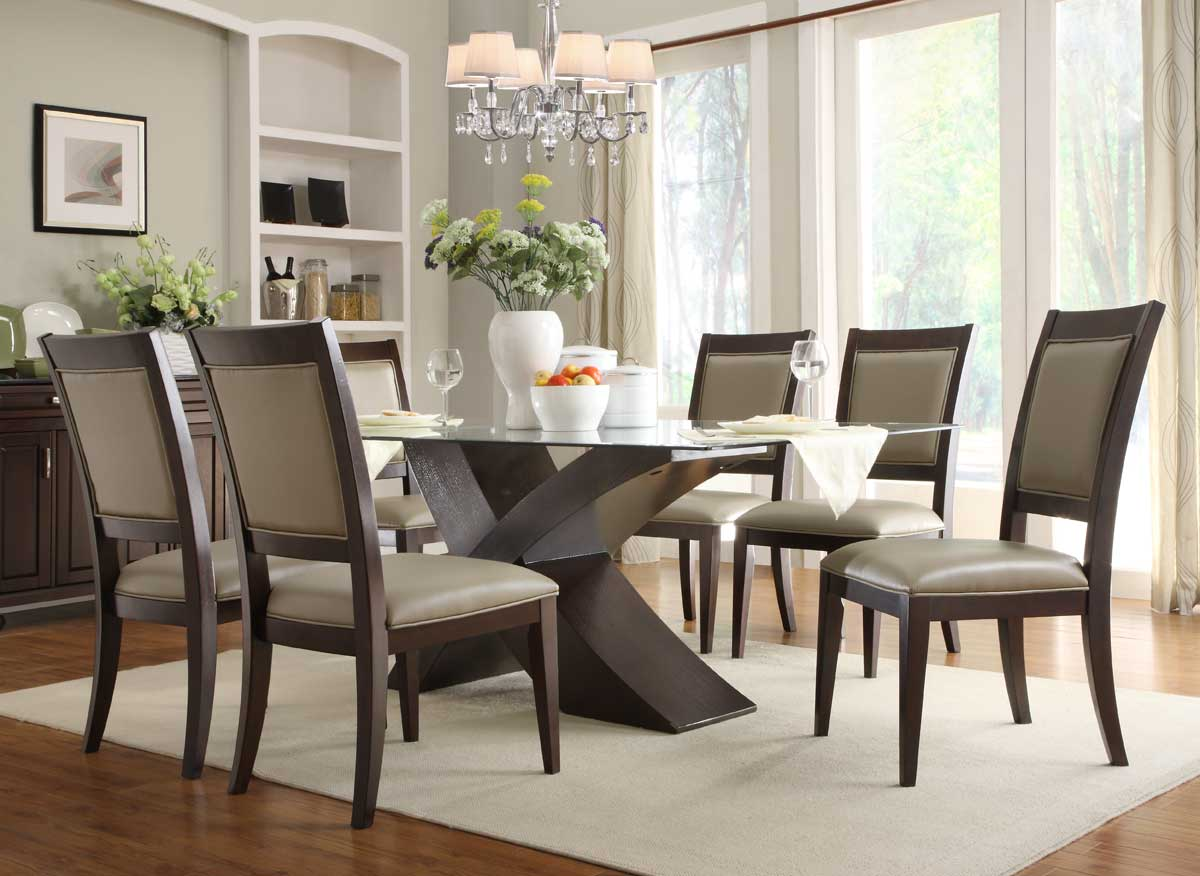 Bering Dining Set - Homelegance
