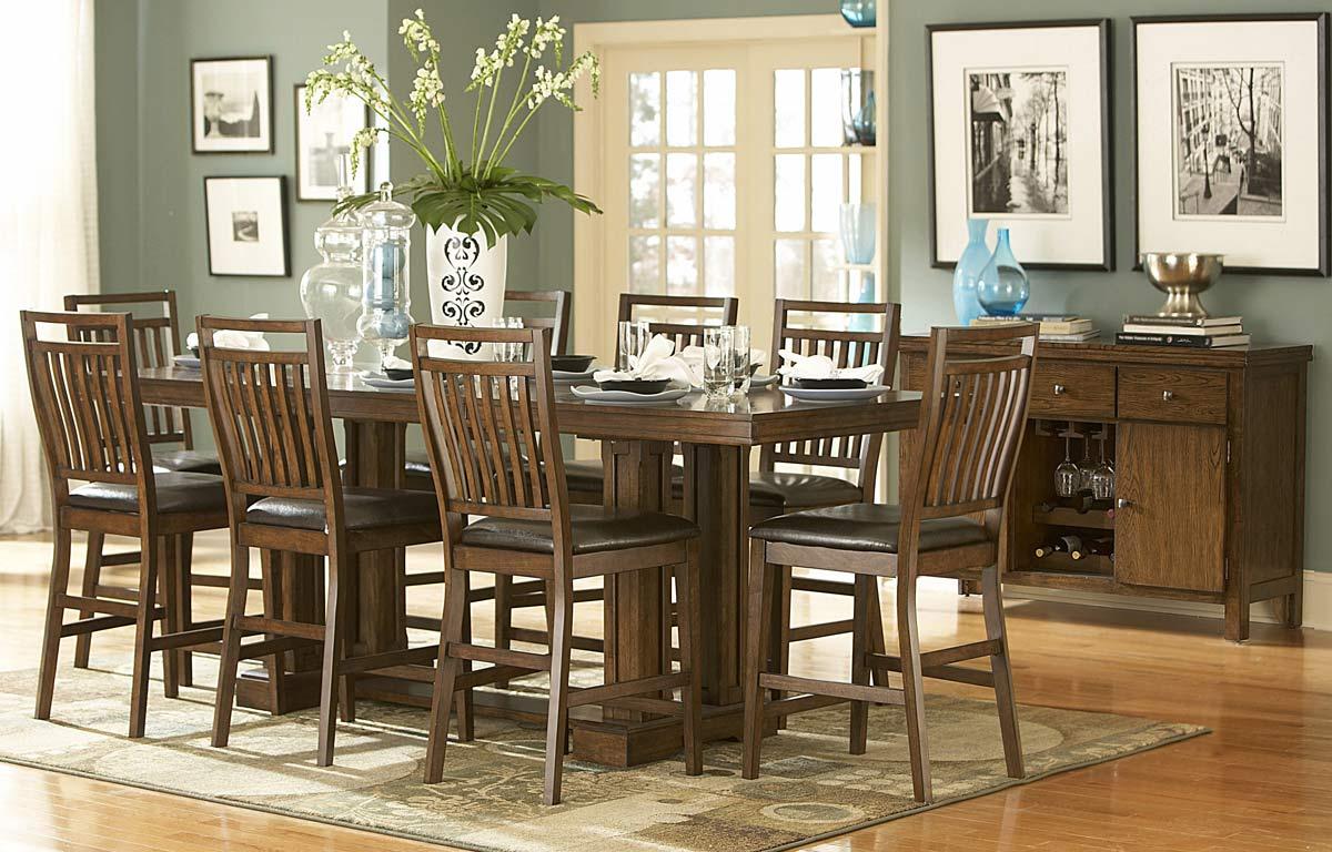 Homelegance Everett Counter Height Dining Set