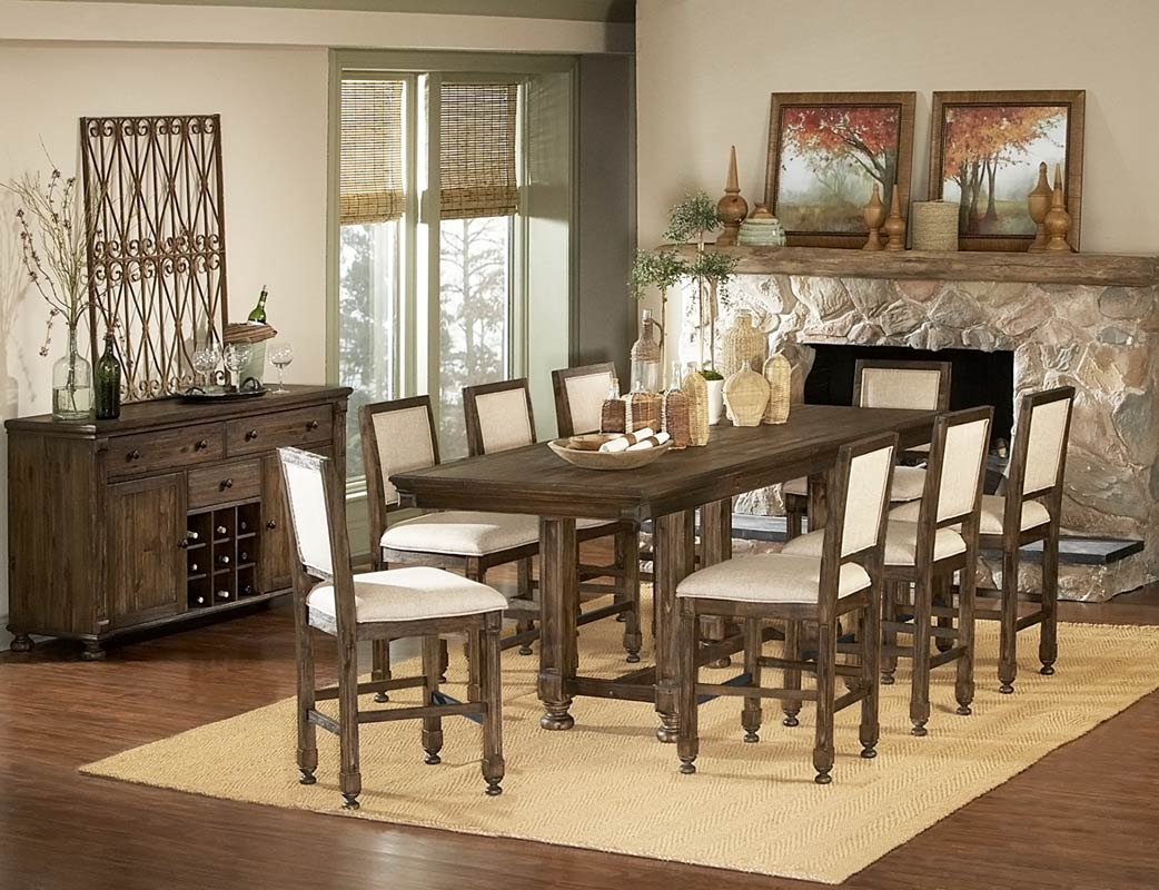 Homelegance Ardenwood Counter Height Dining Set