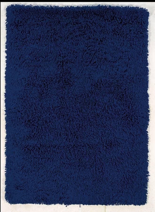 Ultimate Shag - Navy Blue - Hellenic Rug