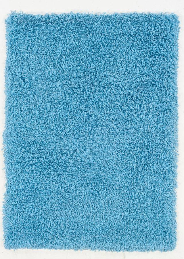 Ultimate Shag - Light Blue - Hellenic Rug