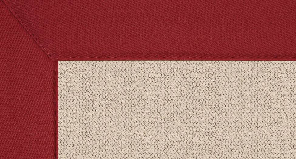 Athena - Natural-Red - Hellenic Rug