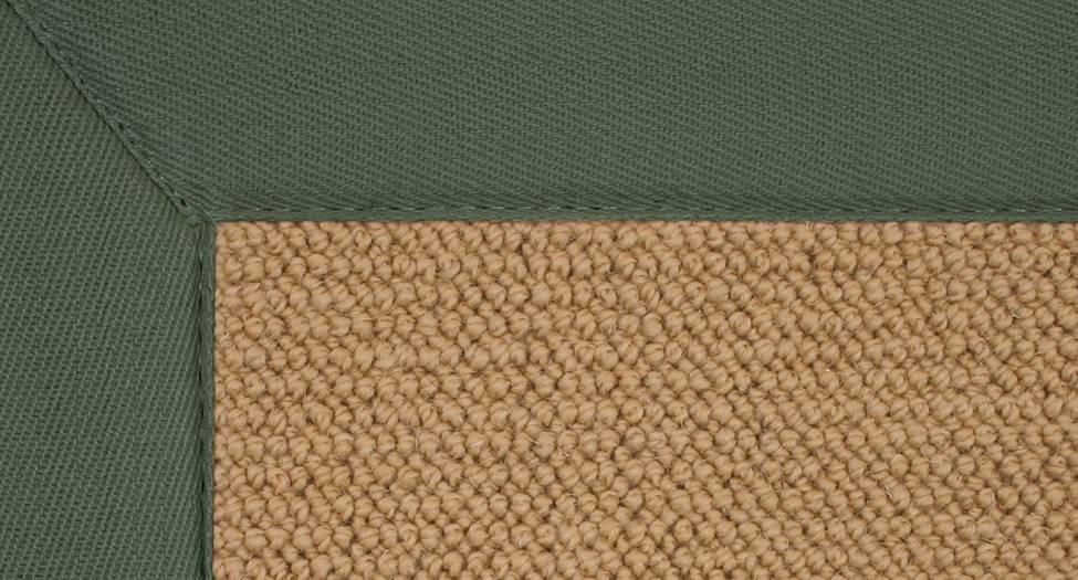 Athena - Sisal-Green - Hellenic Rug