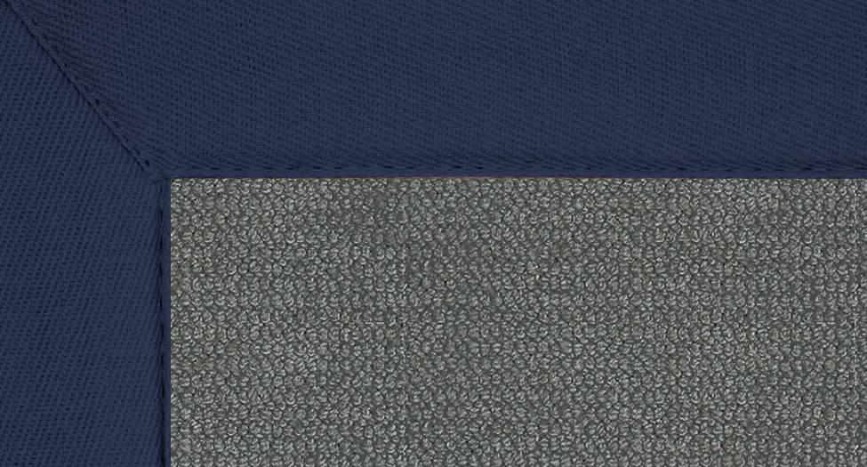 Athena - Charcoal-Blue - Hellenic Rug