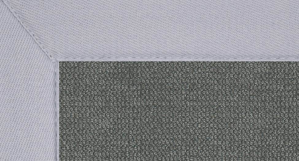Athena - Charcoal-Ice Blue - Hellenic Rug