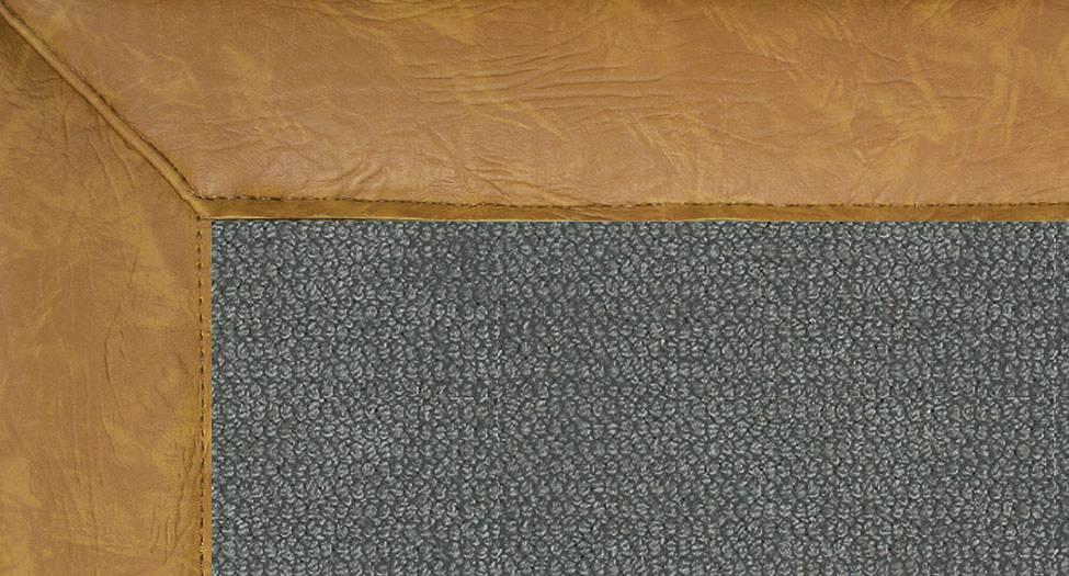 Athena - Charcoal-Gold - Hellenic Rug
