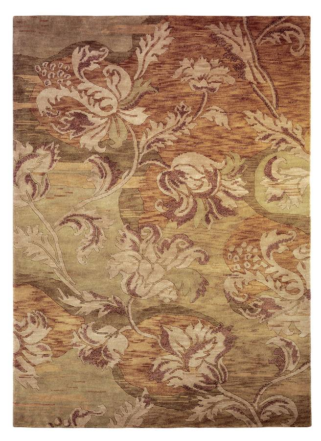 Essential Nature - Scenery - Golds-Olives - Hellenic Rug