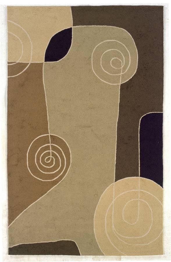 Indoor & Outdoor - Stone Age - Brown-Sage - Hellenic Rug
