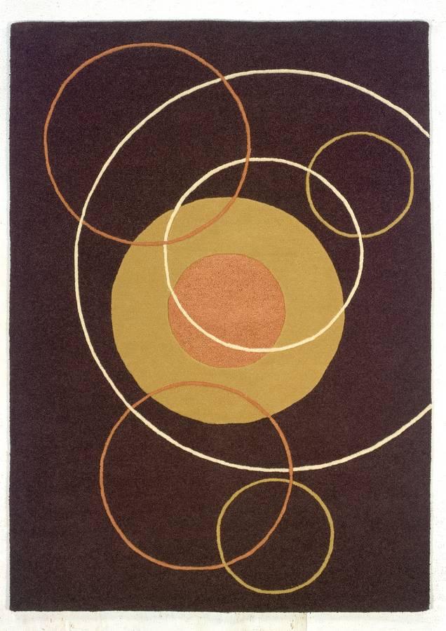 New Age - Stellar - Charcoal - Hellenic Rug