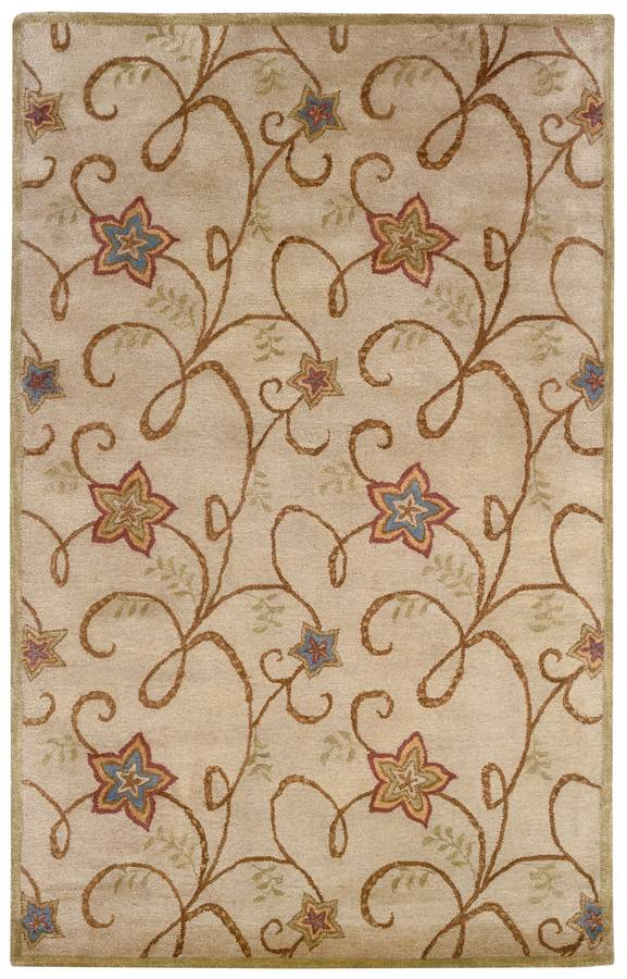 Palermo - Intertwined - Beige-Cocoa - Hellenic Rug