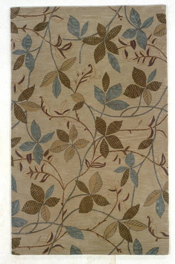 Palermo - Bliss - Blue-Beige - Hellenic Rug