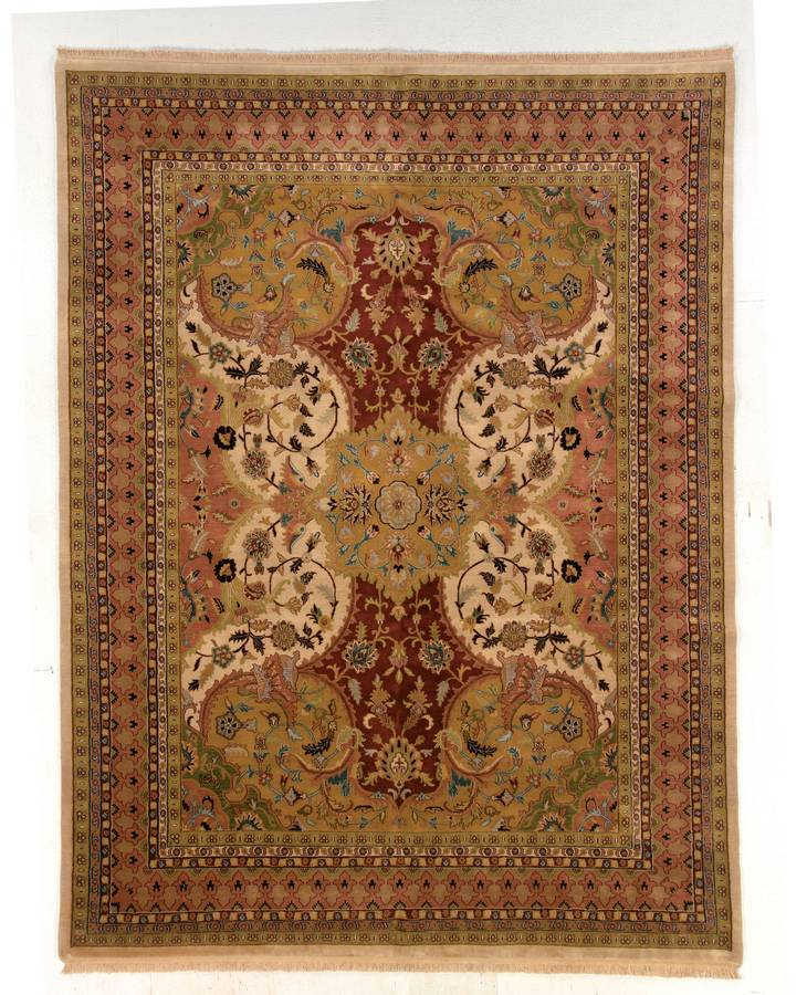 Private Reserve - Ferhan - Ivory - Hellenic Rug