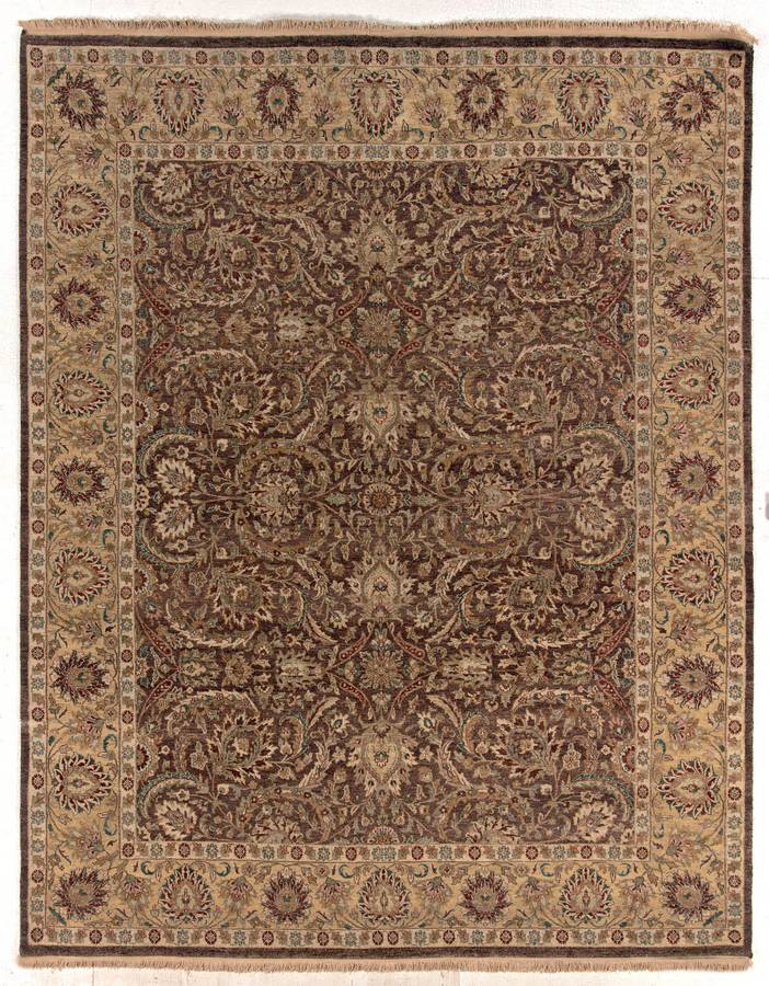 Private Reserve - Hard Twist - Chocoalte - Hellenic Rug