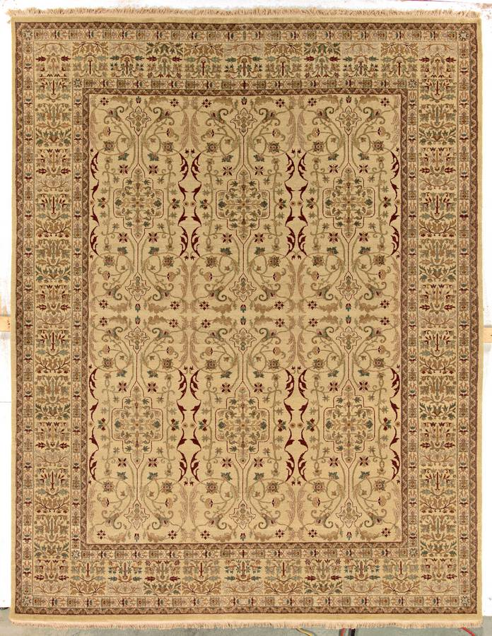 Private Reserve - Hard Twist - Light Gold - Hellenic Rug