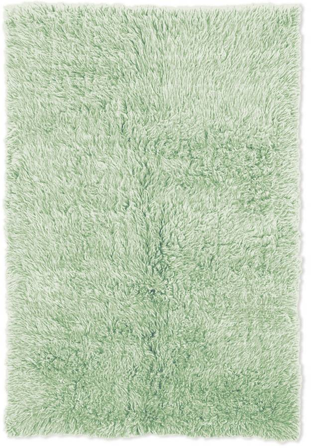 New Flokati - Pastel Green - Pastel Green - Hellenic Rug