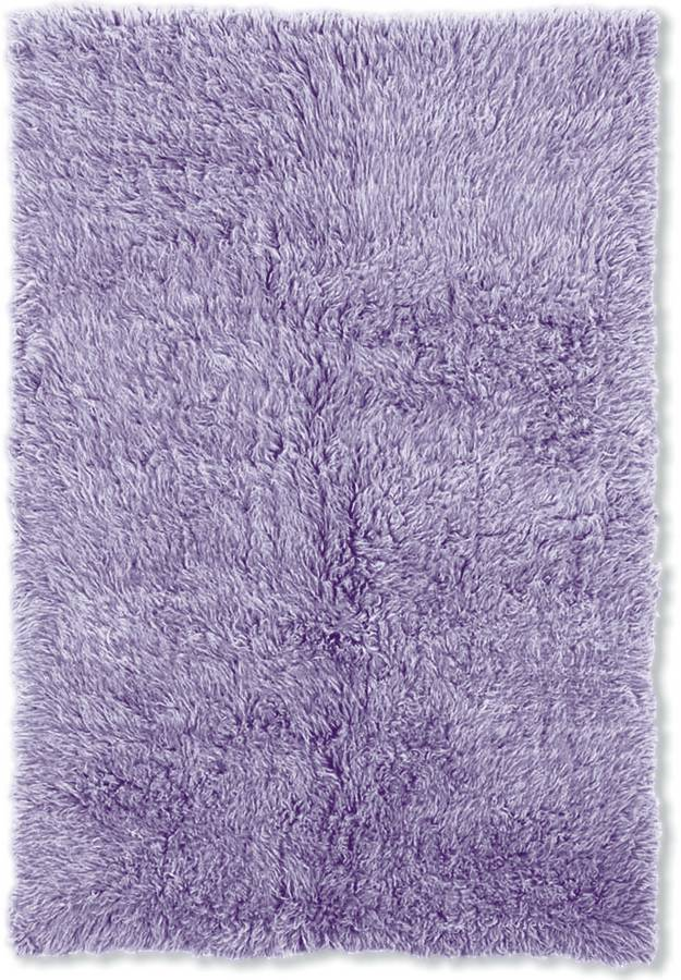 3A Flokati - Pastel Violet - Hellenic Rug