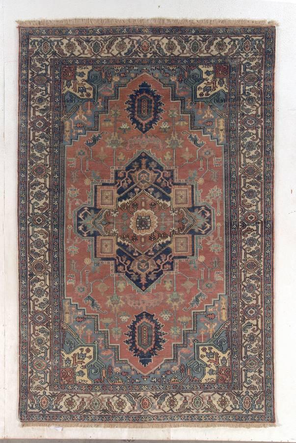 Serapi - Salom-Ivory - Hellenic Rug