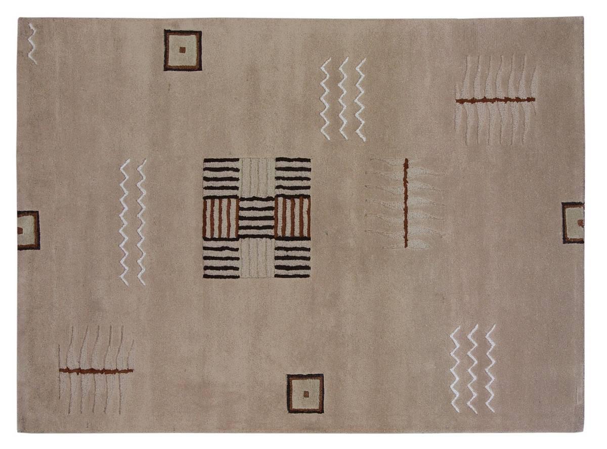 Spirit - Navajo - Beige - Hellenic Rug