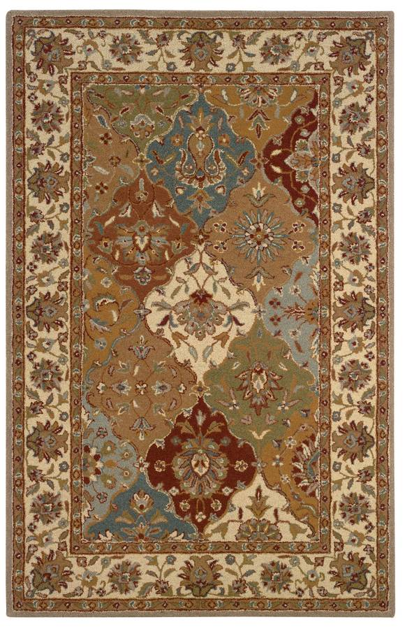 Twisted Wonders - Sultan - Ivory-Gold - Hellenic Rug