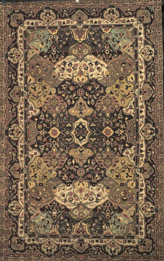 Wonders of the World - Nooro - Mocha-Chocolate - Hellenic Rug