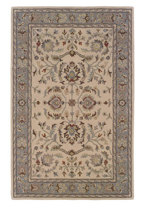 Wonders of the World - American Classic - Beige-Pale Blue - Hellenic Rug