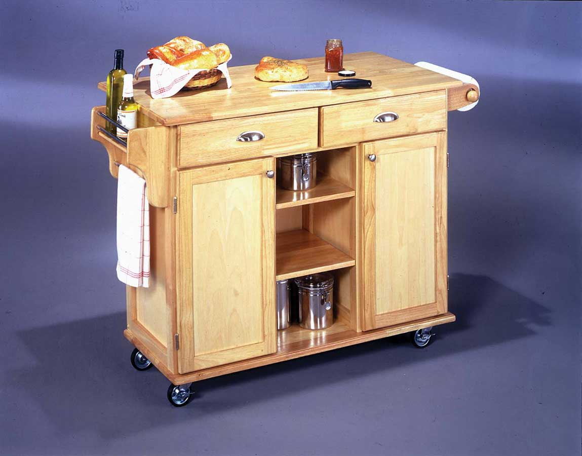 Cheap Home Styles Napa Kitchen Center – Natural