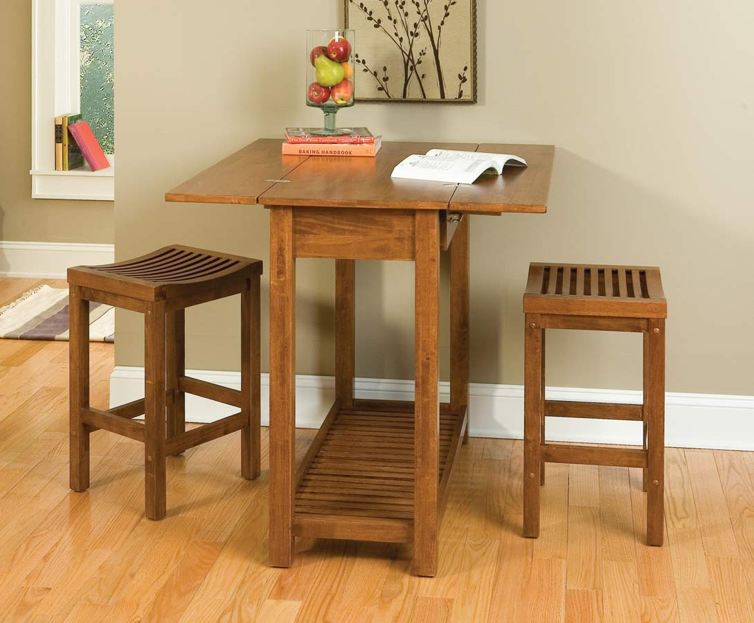 Home Styles Expandable Console Dining Collection - Cottage Oak