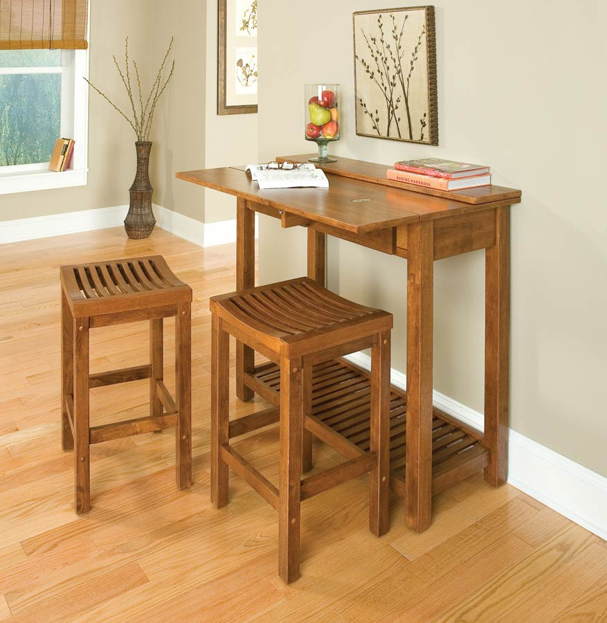 Home Styles Expandable Console Dining Collection Cottage Oak 88 5032 SET