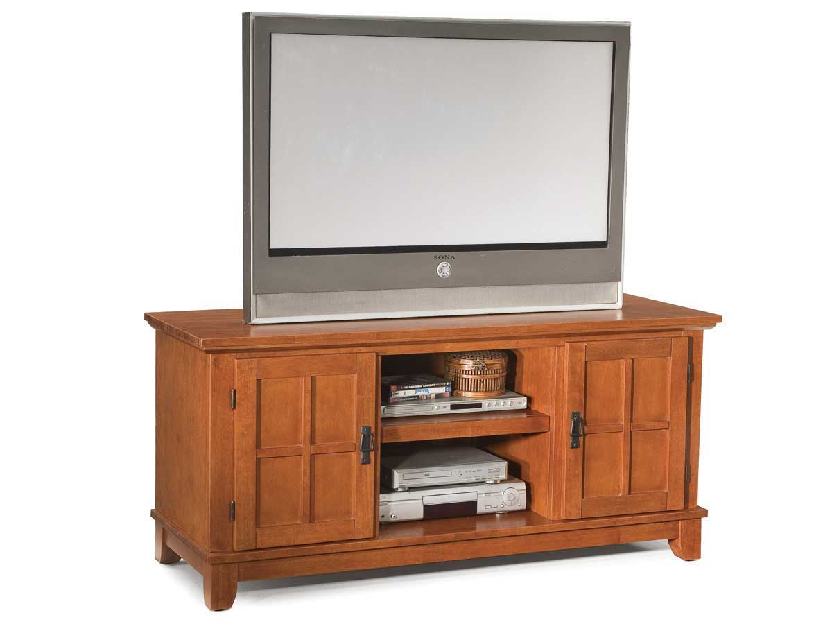 Home Styles Arts and Crafts Entertainment Console