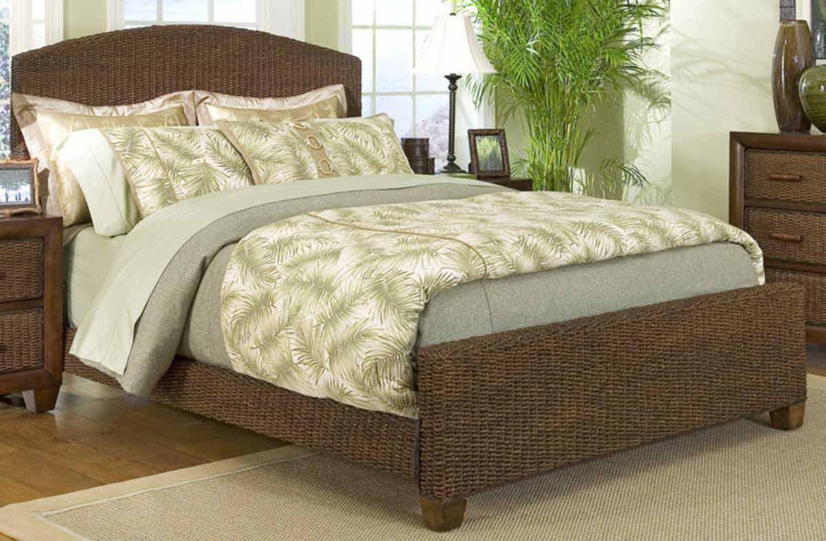Home Styles Cabana Banana Queen Bed