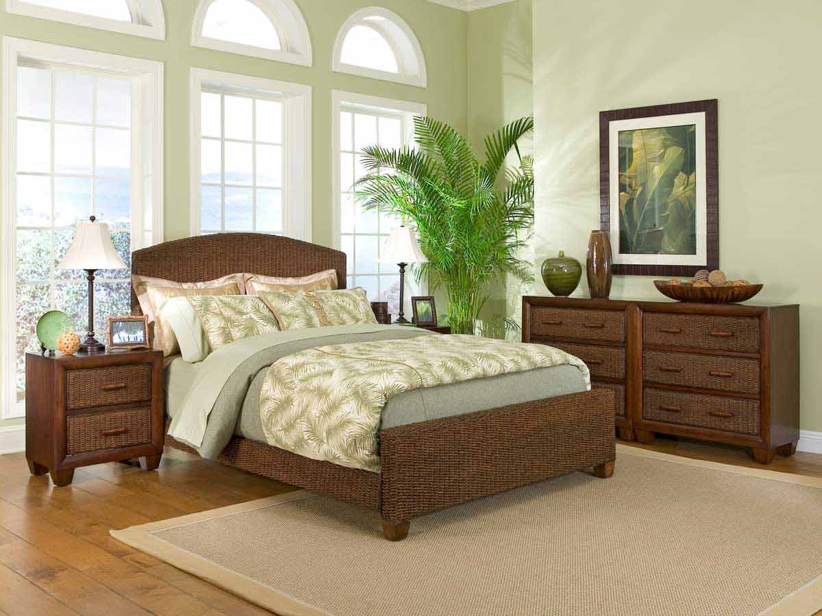 Home Styles Cabana Banana Bedroom Collection 88 5402 Set