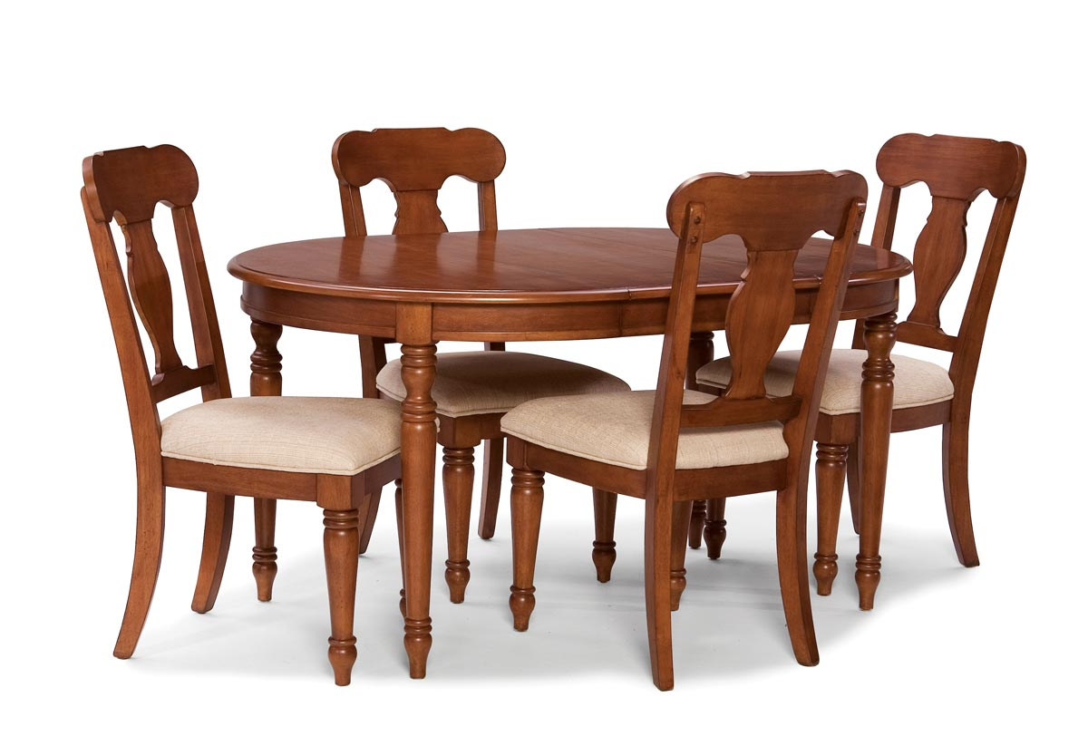 Home Styles Homestead Round Dining Collection